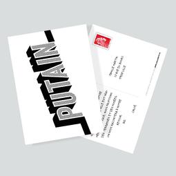 Etui 12 cartes postales - Jurons et insultes de la langue française